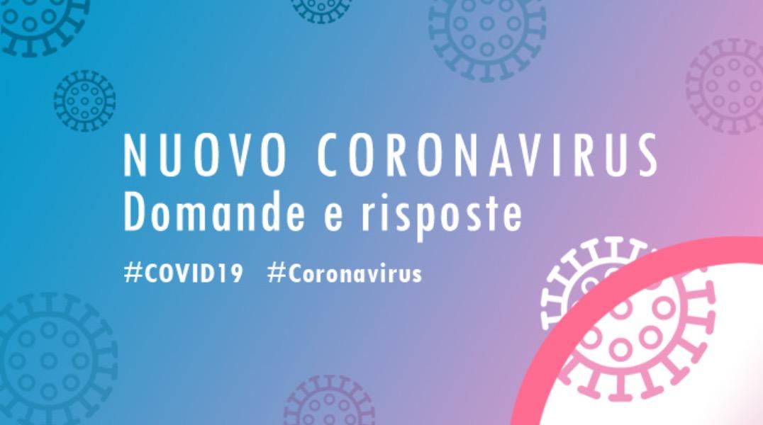 Ministero della Salute - CORONAVIRUS