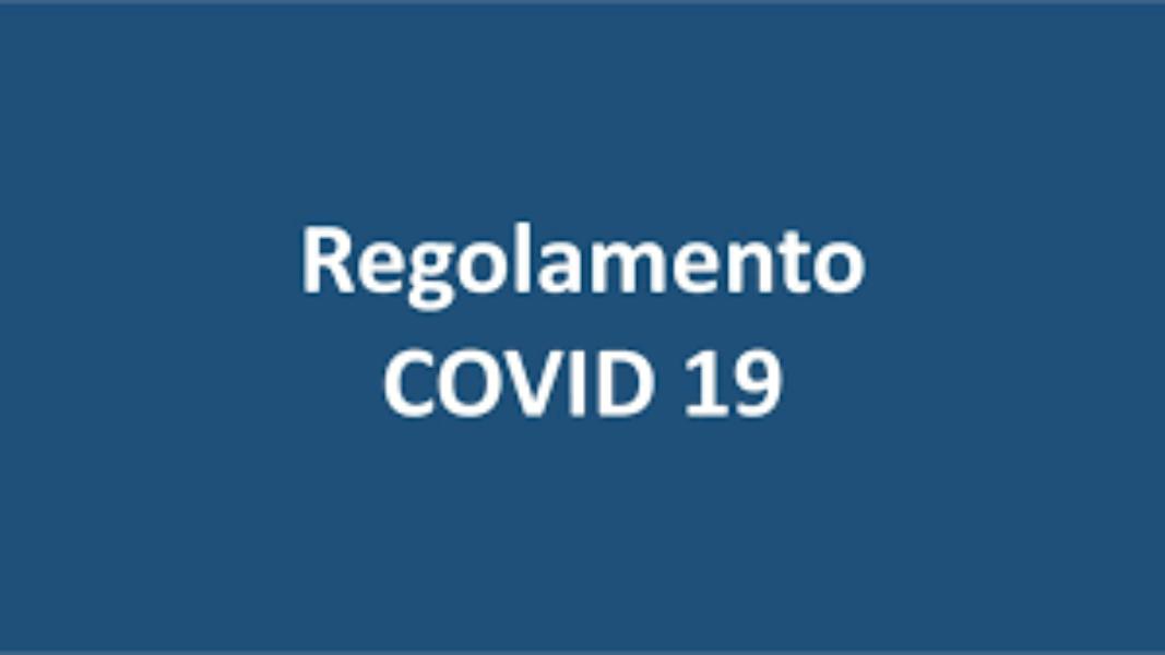 Circ. 97 - Osservanza regolamento anticovid