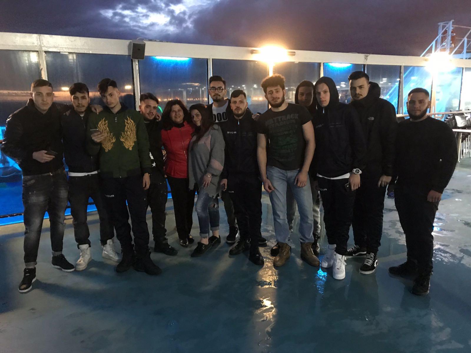 BARCELLONA 2018 - ASL TECNICO ELETTRONICO